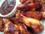 Brown Sugar Wings