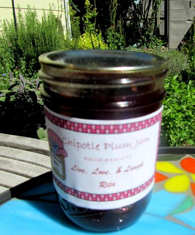 Chipotle Plum Jam. Photo by Rita~