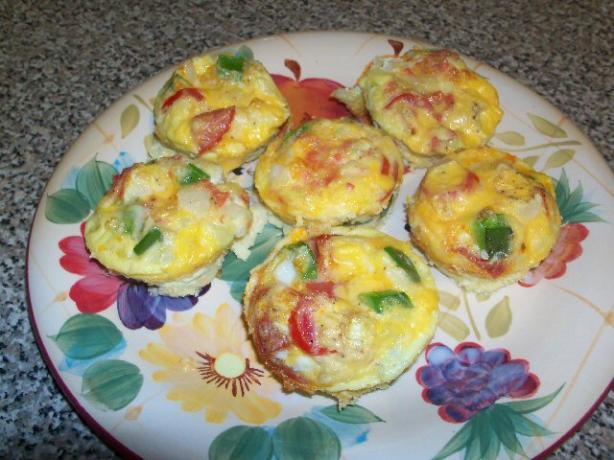 Egg Cupcakes (Paleo & Low Carb Friendly). Photo by SimpleBachelor