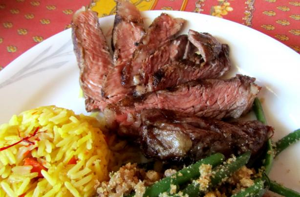 Rib-Eye Grill. Photo by Rita~