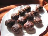 Weight Watchers No-Bake Chocolate Oatmeal Cookies
