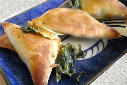 Greek Spanakopita. Photo by Bergy