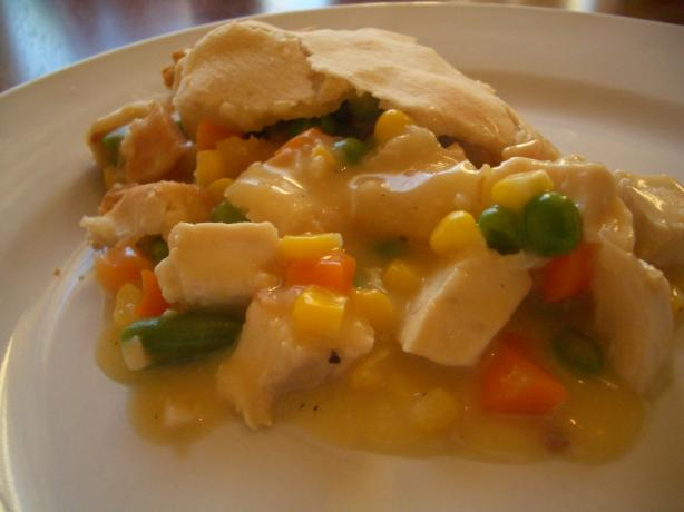 Easiest Chicken Pot Pie. Photo by AnnieLynne