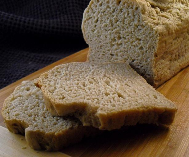 Allergen Free/Gluten Free Bread. Photo by PaulaG