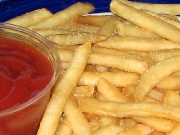 Mc Donald's French Fries (Copycat). Photo by Spice Guru