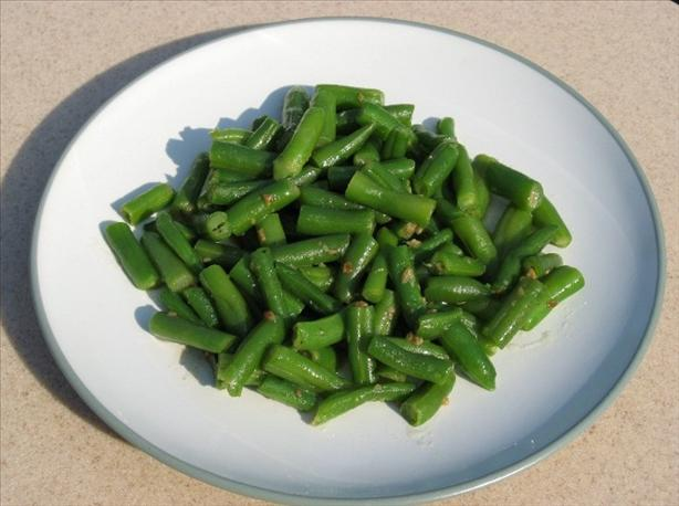 Garlic Green Beans. Photo by Olive*