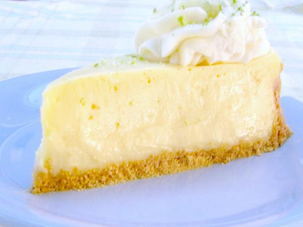 My Favorite Key Lime Cheesecake. Photo by Spice Guru
