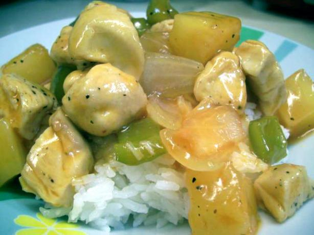 Sweet and Sour Chicken. Photo by Crafty Lady 13