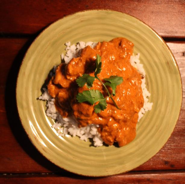 Indian Butter Chicken (Murgh Makhani). Photo by Sommer Clary