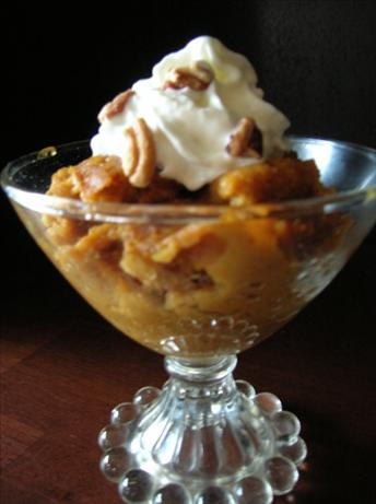 Crock Pot Pumpkin Pie Pudding. Photo by Pam-I-Am