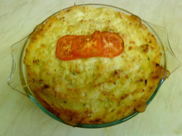 Wicklewoodwench's Shepherd's Pie Wiv Attitude. Photo by WicklewoodWench