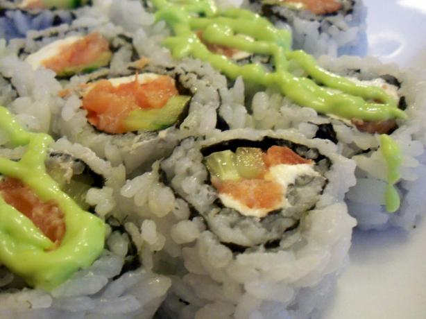 Philadelphia Roll. Photo by *Parsley*