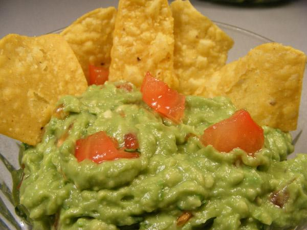 Border Guacamole. Photo by Lavender Lynn