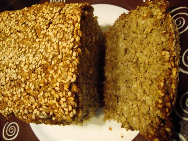 Finally! Delicious Sprouted Gluten Free Egg Free Bread!. Photo by lifesnaturalpleasures.com