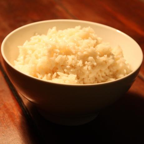 Coconut Rice. Photo by Sommer Clary