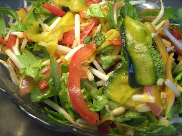 Pickled Cucumber Salad (Dan's Recipe). Photo by JustJanS