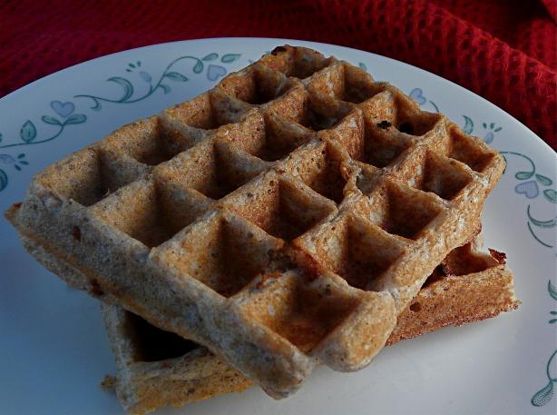 Whole Grain Waffles. Photo by PaulaG