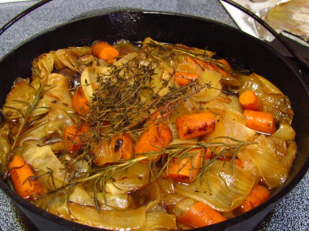 Pioneer Woman's Perfect Pot Roast. Photo by mammafishy