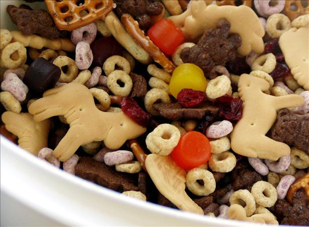Jungle Gems Snack Mix. Photo by Heather'sKitchen