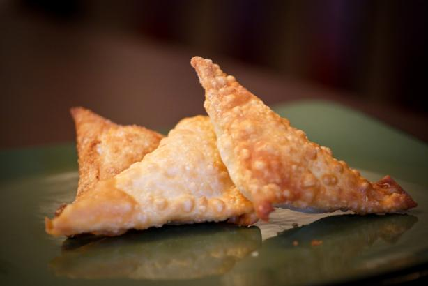 Just Like the Restaurant.... Crab Rangoon. Photo by jaunna