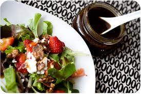 Dark Cherry Balsamic Vinaigrette. Photo by JenLen25