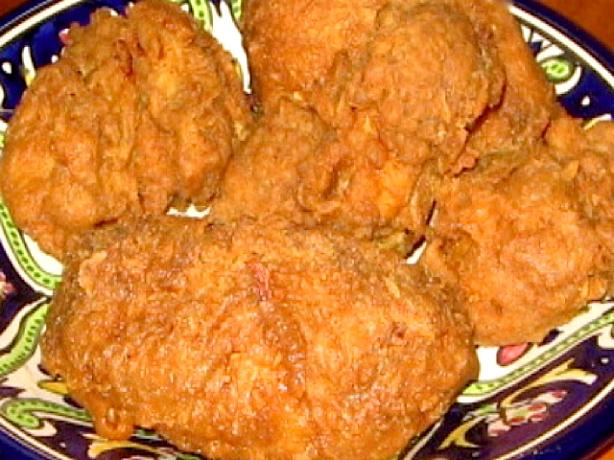 Popeyes Bonafide Spicy Chicken (Copycat). Photo by Spice Guru