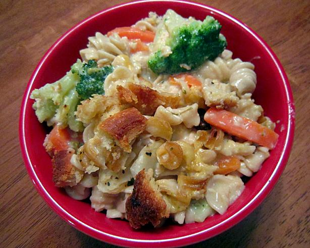 Chicken Supreme Casserole
