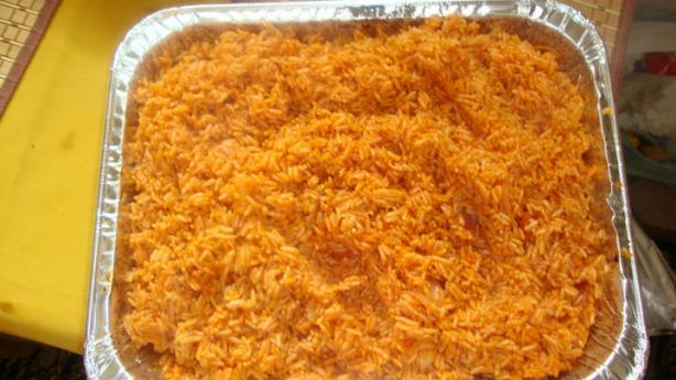 West African Jollof Rice. Photo by adejoy