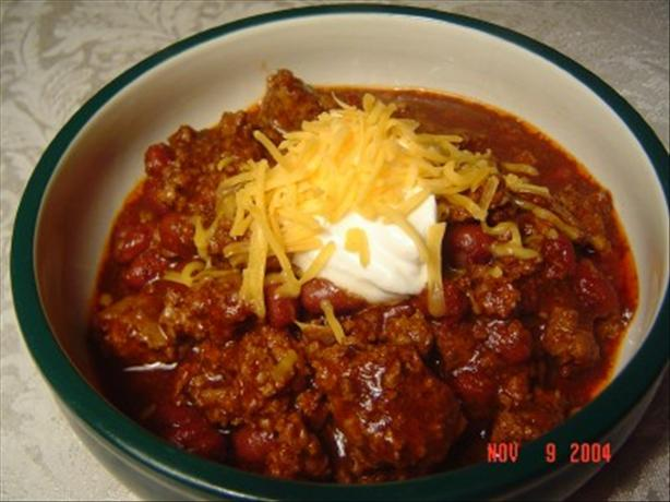 Chili Con Carne. Photo by Dine & Dish