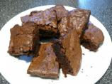 Christina Marsigliese's Gluten-Free Chocolate Velvet Brownies
