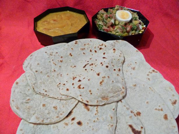 Homemade Flour Tortillas. Photo by awalde