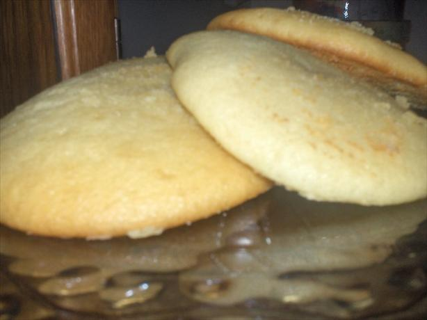 Amish Sugar Cookies. Photo by Courtly