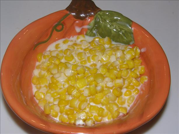 Mom's Famous Crock Pot Cream Corn. Photo by mydesigirl