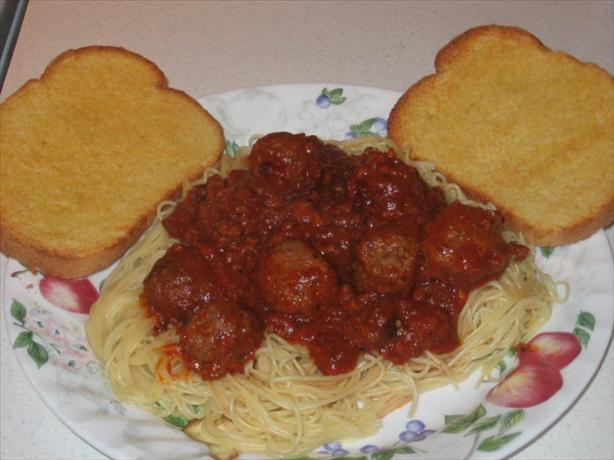 Spaghetti Sauce. Photo by AlabamaGirl71