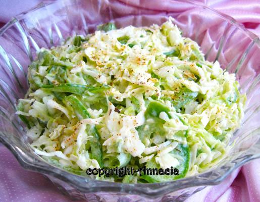 Tetlow Coleslaw. Photo by Annacia