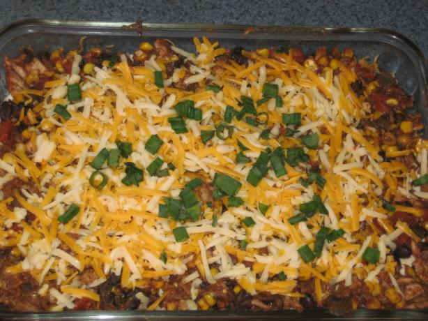 Chicken Quesadilla Casserole. Photo by natasha42