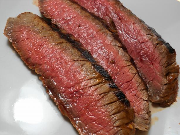 Parreira Flank Steak. Photo by Nif