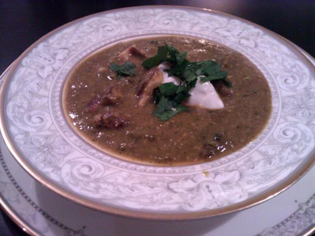 Dr. Fuhrman's Famous Anti-Cancer Soup - Updated. Photo by mersaydees
