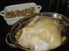 Sunday Roast Chicken With Apple and Herb Stuffing