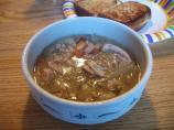 Grandma's Chicken-Barley Soup