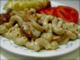 Mac and Cheese With Polish Sausage (Low Fat)