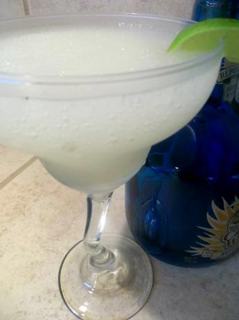 Blended Agave Nectar Margarita. Photo by FLKeysJen