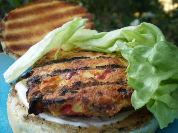 Super Healthy Tuna Burgers With Lemon Garlic Mayonnaise. Photo by breezermom