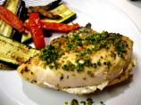 Grilled Chicken With Orange Gremolata