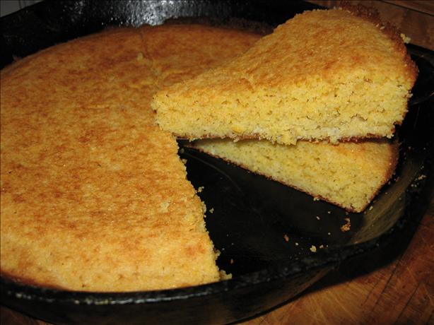Skillet Cornbread. Photo by Charmie777