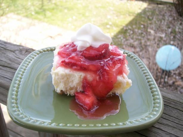No-Bake Tropical Cheesecake. Photo by Crafty Lady 13