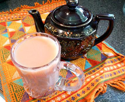 East African Cardamom Tea. Photo by Mikekey