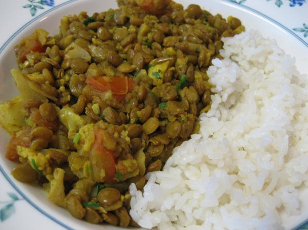 Lentil Dal. Photo by Maggie, Cooking