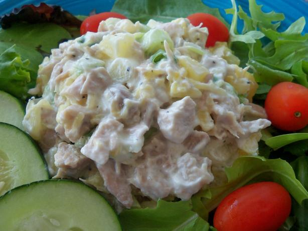 Polynesian Chicken Salad (Diabetic). Photo by *Parsley*