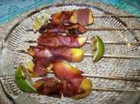 Grilled Nectarines With Prosciutto